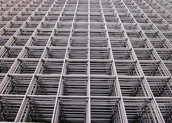 4mm Hot Dipped Galvanized Welded Wire Mesh Sheets For Transportation And Mining