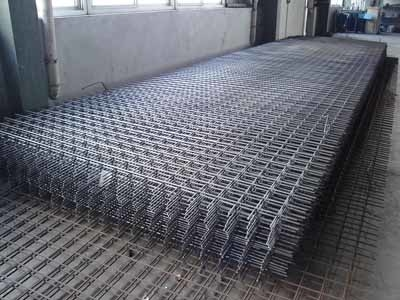 8mm 10mm 12mm Reinforcing Concrete Slab Wire Mesh , Reinforcing Wire Mesh For Concrete
